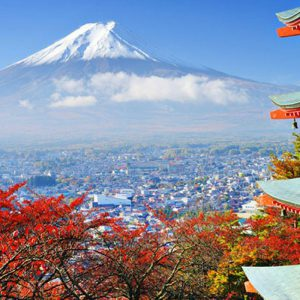 tour Fuji Giappone