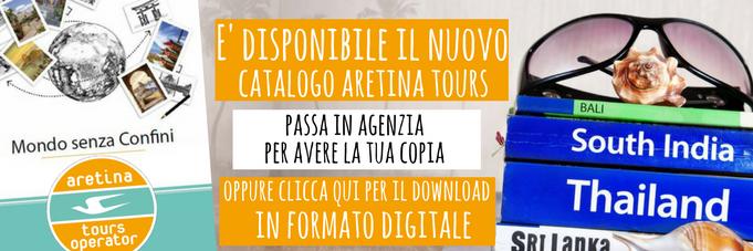 Aretina Tours catalogo
