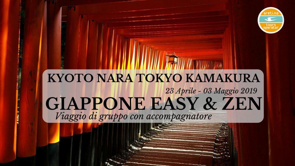 Giappone Zen tour gruppo