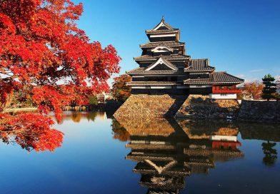 viaggio gruppo Giappone autunno