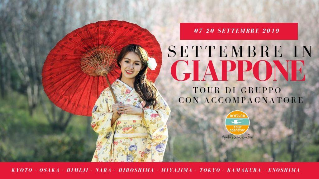 offerte Giappone Settembre